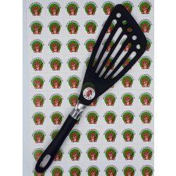 Balkezes műanyag spatula