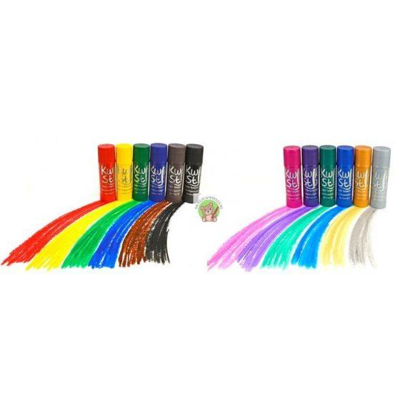 Stiftfesték készlet klasszikus színekben: 6 darabos