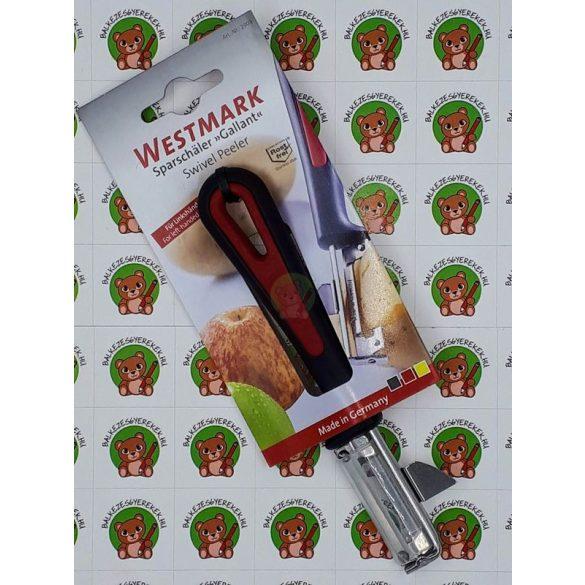 Zöldséghámozó balkezesek számára csúszásgátló fogantyúval Westmark